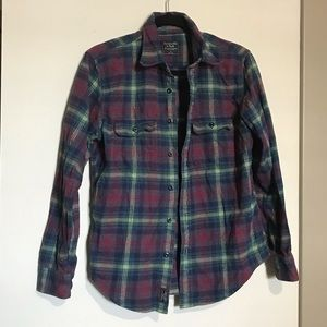 Abercrombie and Fitch Flannel
